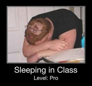 funny-face-hair-sleeping-in-class