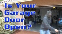 open-garage