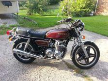 Honda 650 CB