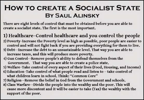 Socialist State How-To