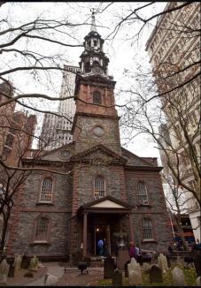St Pauls Ground Zero