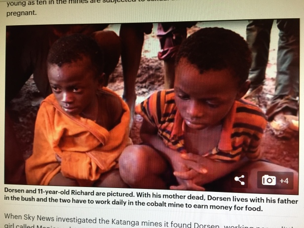 Child Slaves