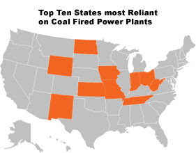 states-most-reliant-on-coal-fired-plants