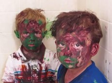 Painted Kids