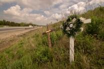Dale Boeru - Roadside Memorial