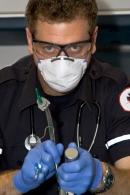 Paramedic intubation