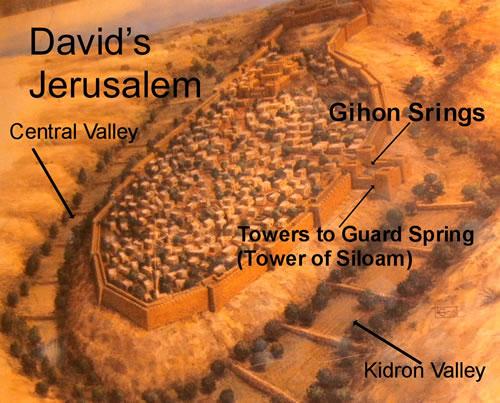 Davids Jerusalem