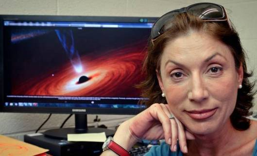 Professor Laura Mersini-Houghton