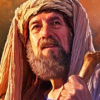 Abraham Closeup
