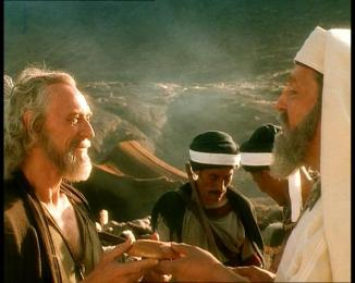 Abraham Melchizedek