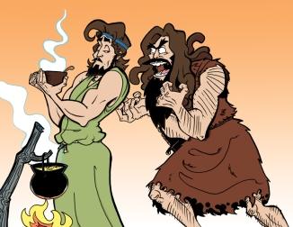 Jacob and Esau Stew