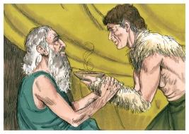 Jacob in Goatskins