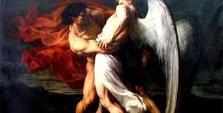 Jacob Wrestles God
