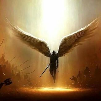 Powerful Angel