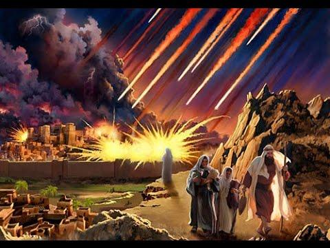 Sodom Destruction
