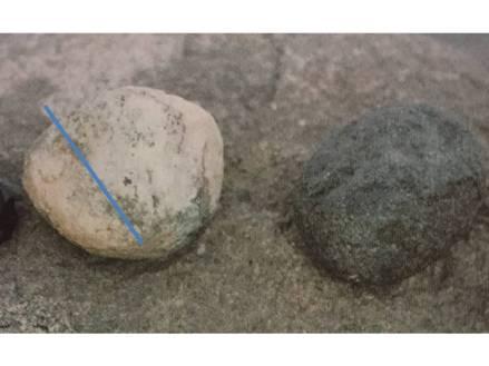 Amalekite Battle Stones