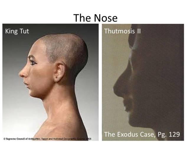 Senmuts Nose