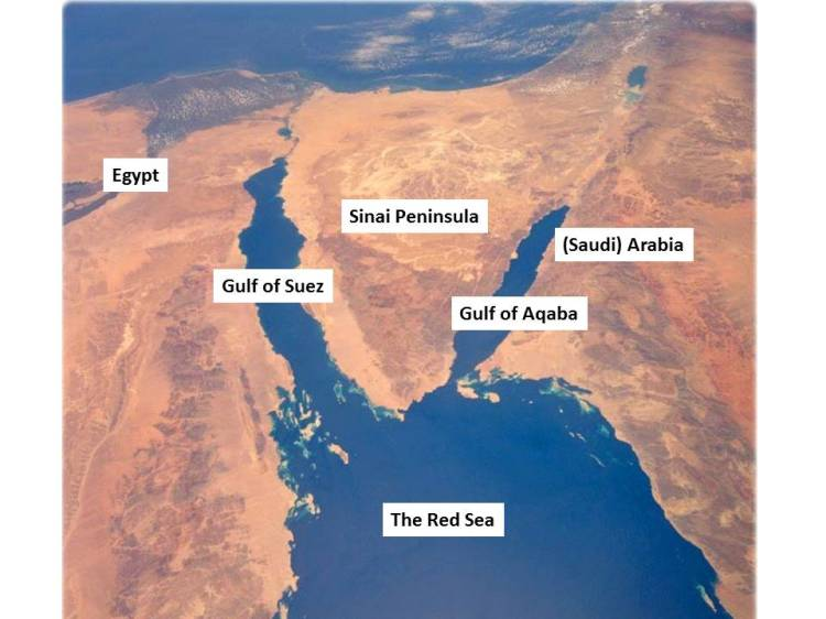 Sinai Peninsula 2