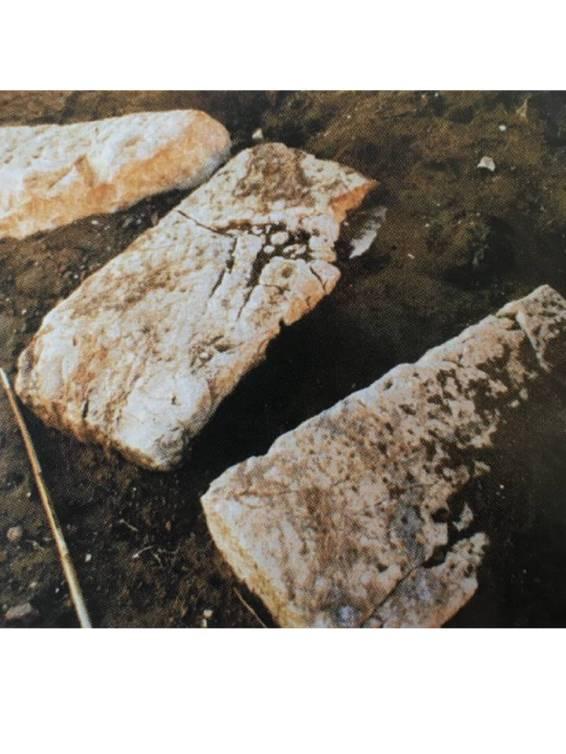 Pillar Foundations at Altar