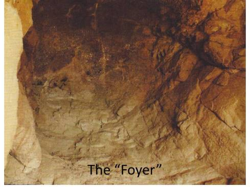 The Cave Foyer