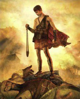 Davids Sling for Goliath