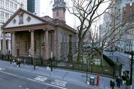 St Pauls Chapel Ext