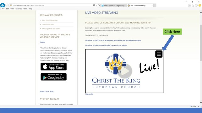 CTK Live Stream