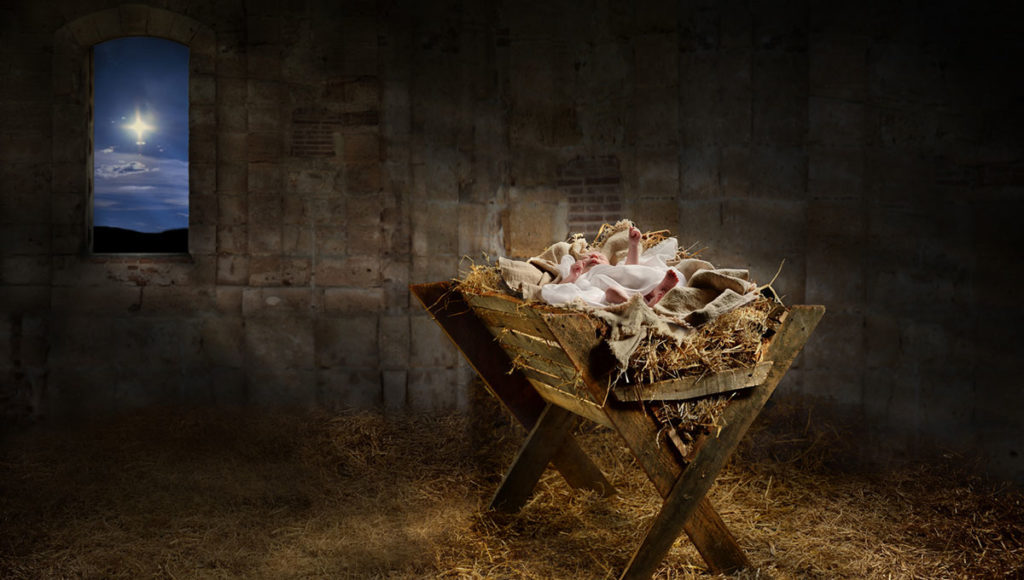 Jesus-in-manger